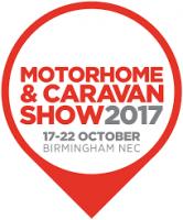 Motorhome and caravan show - date 2017